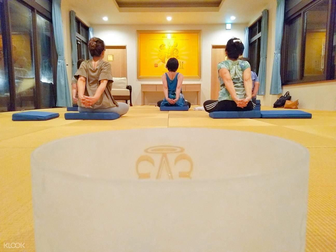 1N2D Meditation & Yoga Healing Course at Onna Village