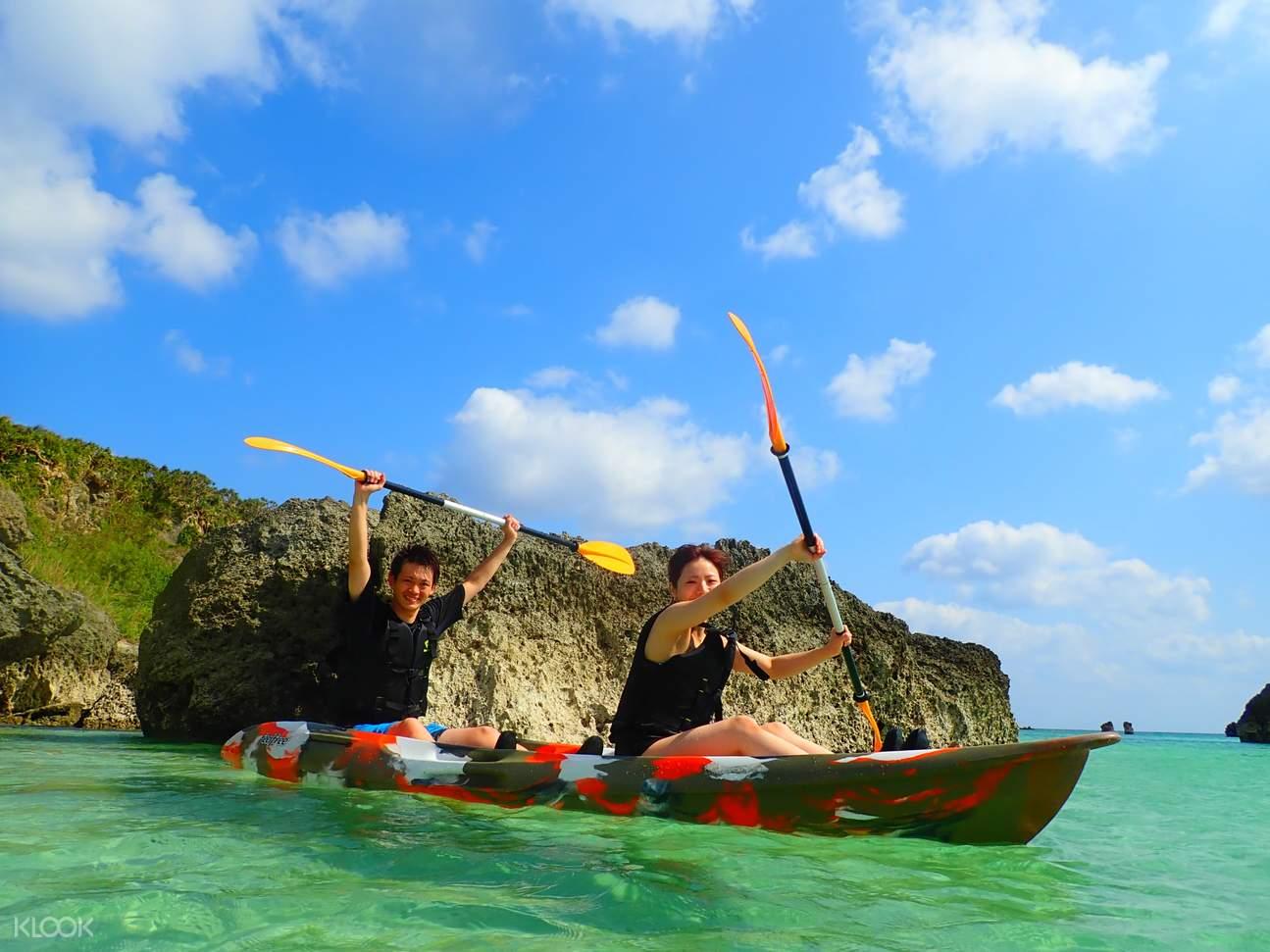 SUP/Canoe Tour