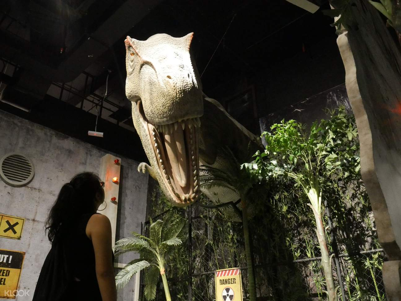 Ripley's Adventureland, Jurassic Research Center, and