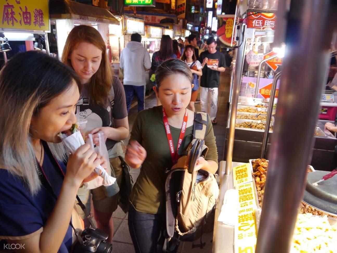 Night Market Michelin Food Tour