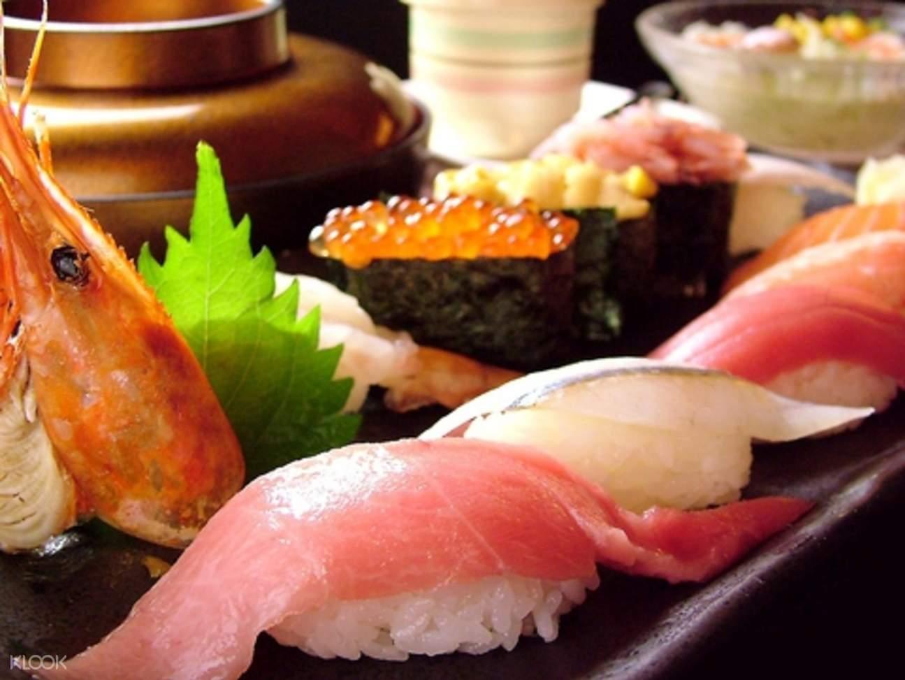 那珂凑回转寿司