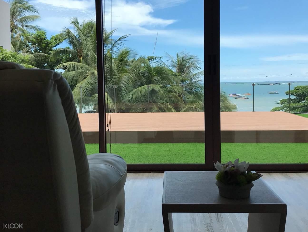lets relax spa pattaya thailand