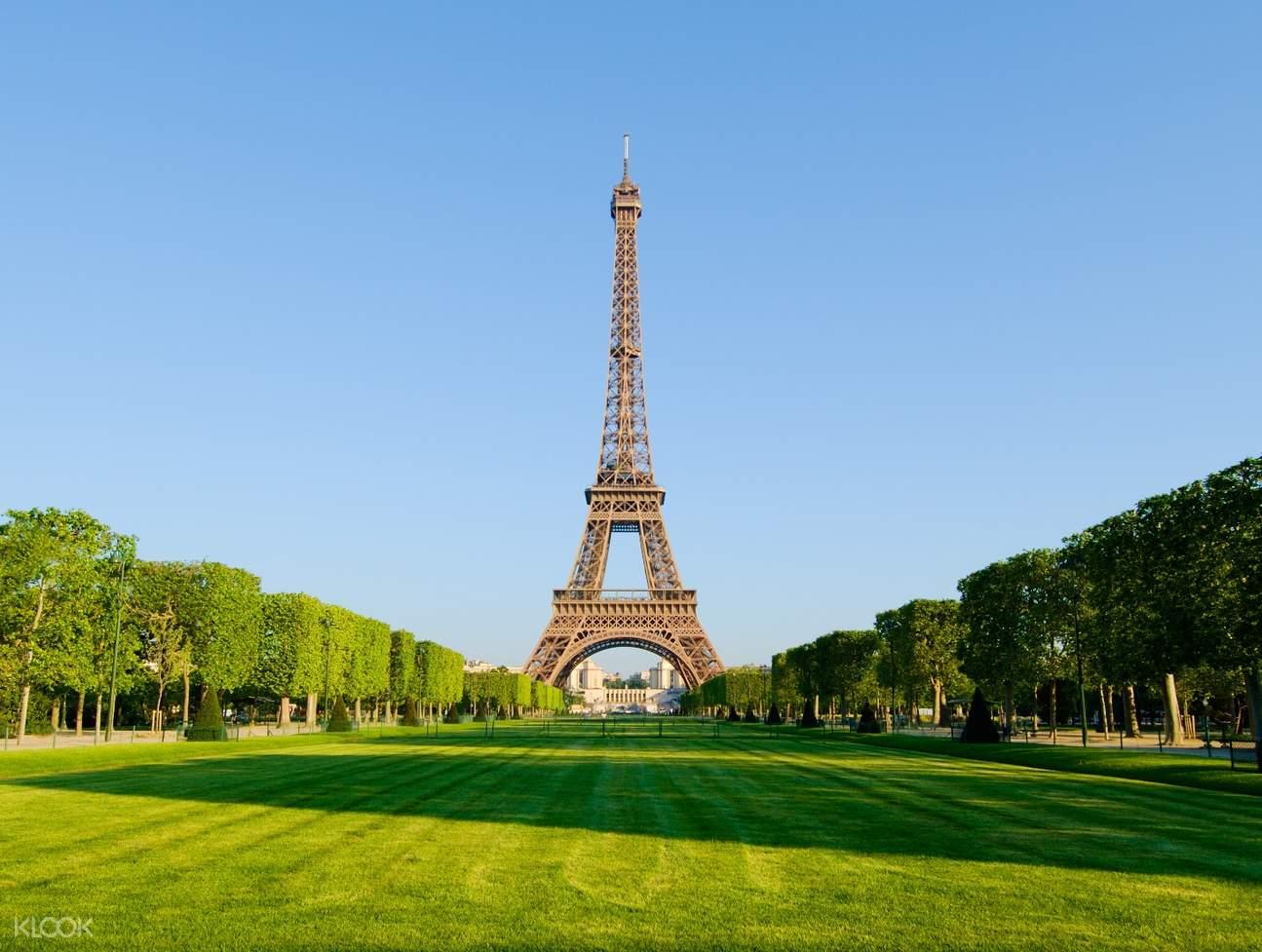Eiffel Tower Lunch
