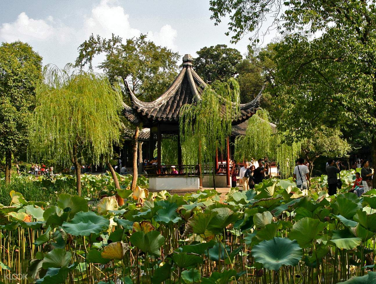 humble administrators garden ticket suzhou