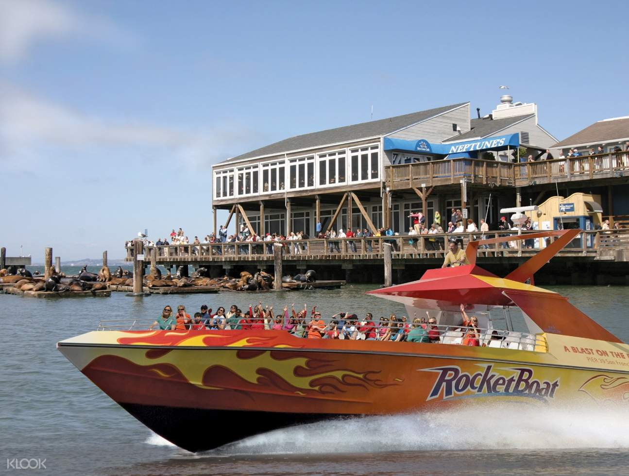 rocket boat san francisco tickets