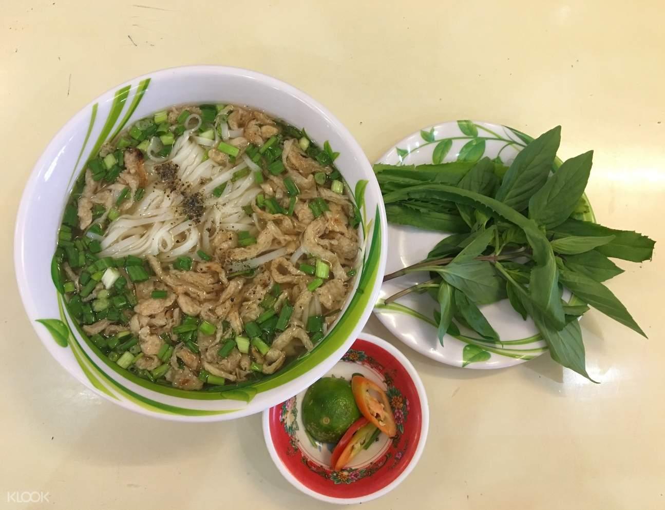 胡志明市素食美味探尋半日遊