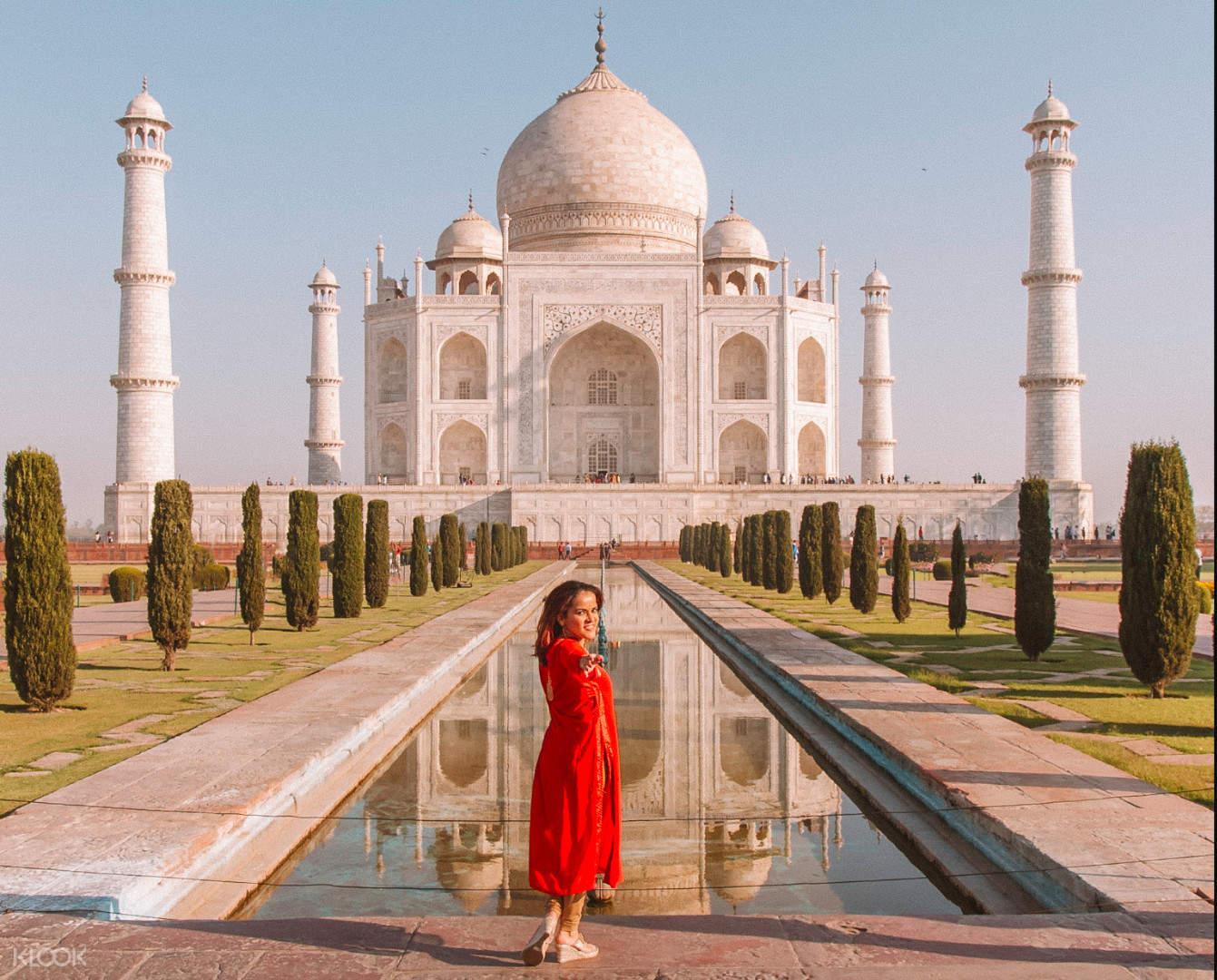 Taj Mahal Photography Tour From Delhi, India - Klook US
