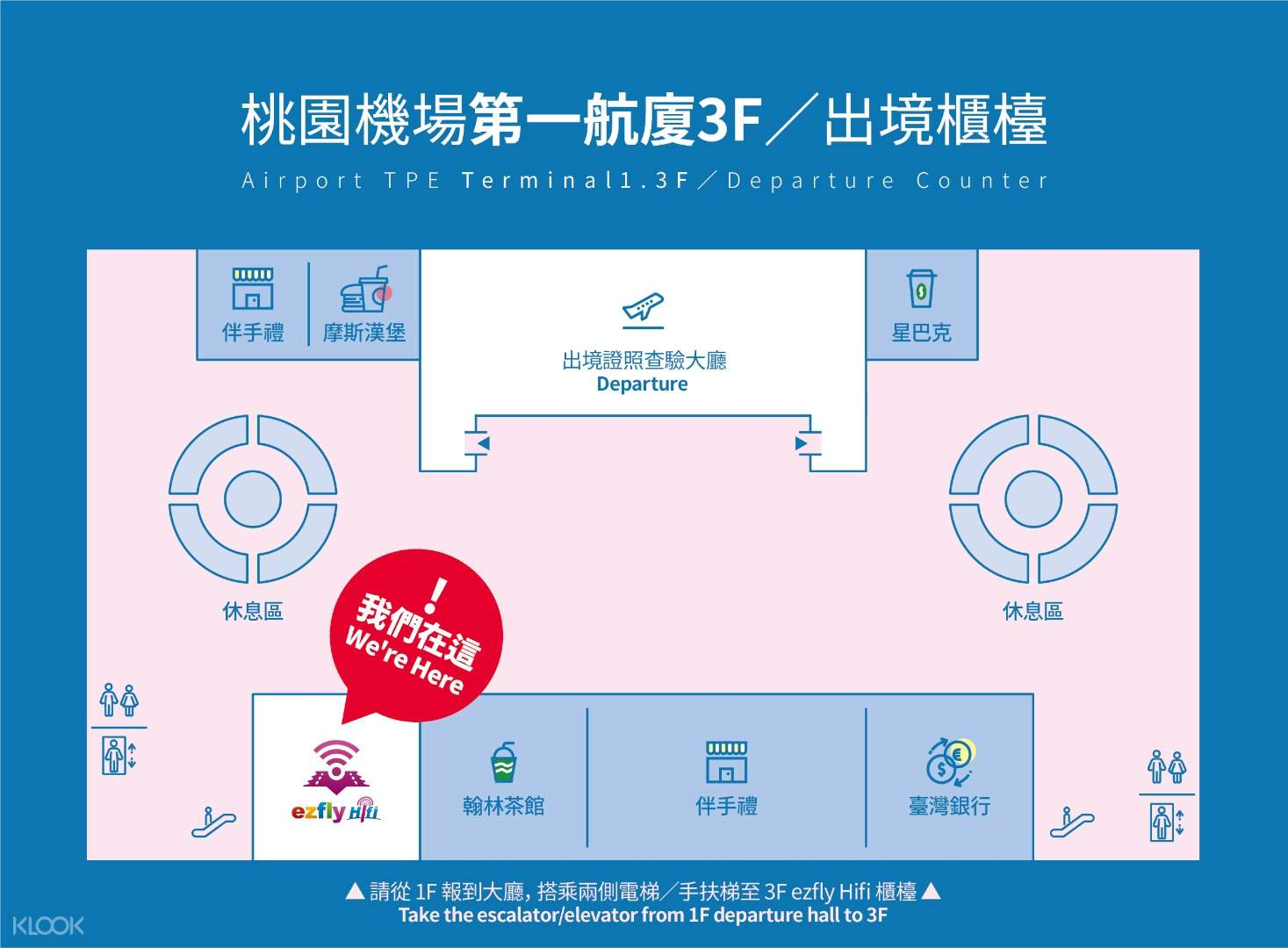 Easycard For Taipei And Kaohsiung Tpe Airport Pick Up Klook Us
