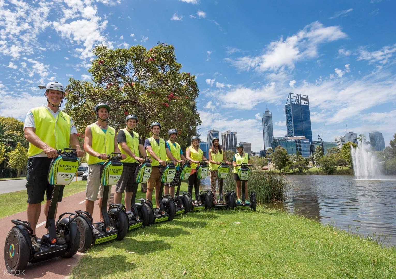 City Riverside Segway Tour Perth, Australia - Klook