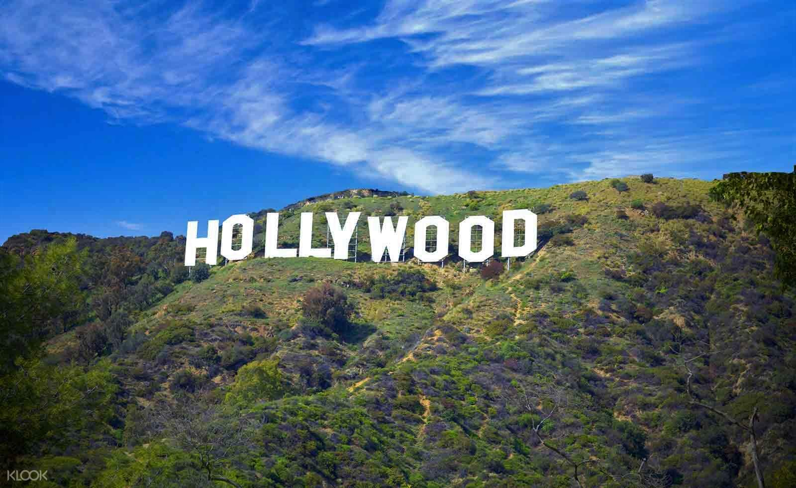 One-Hour Hollywood Sign Tour in Los Angeles - Klook Hong Kong