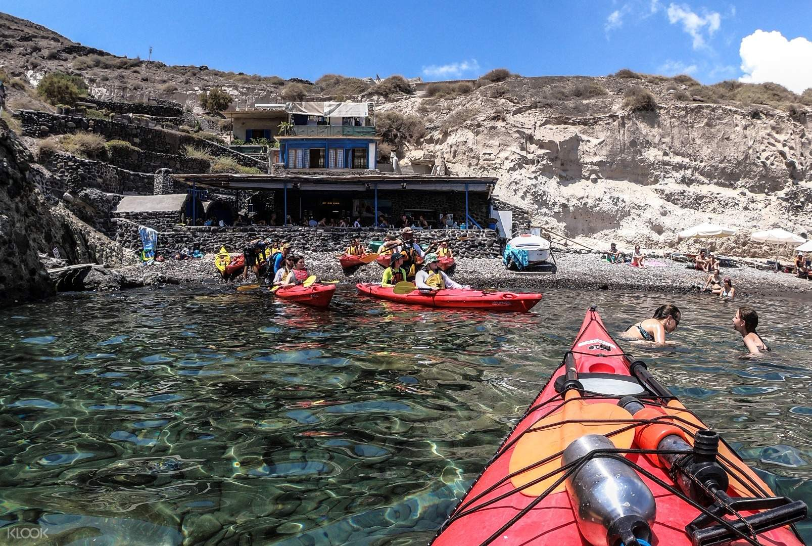 Santorini Sea Kayak Tour - Klook US
