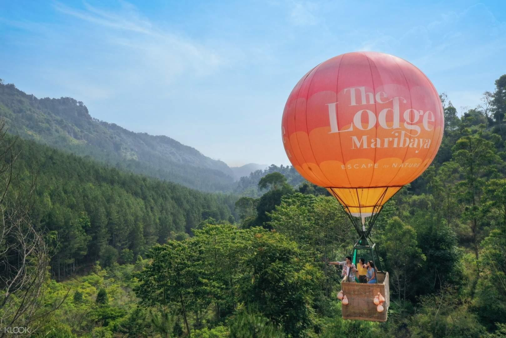 The Lodge Maribaya Ticket in Bandung - Klook Canada