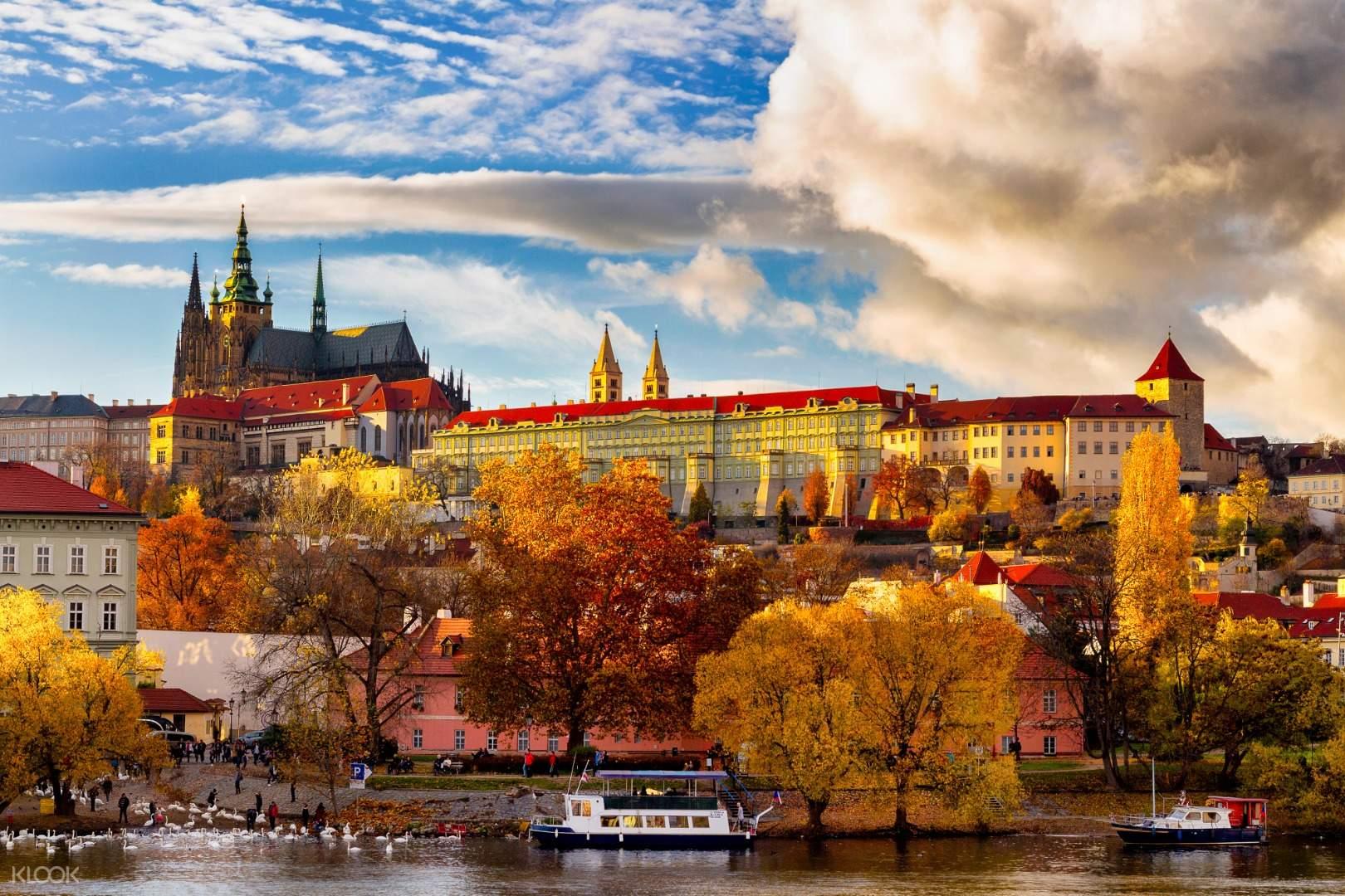 Discovering Prague Walking Tour