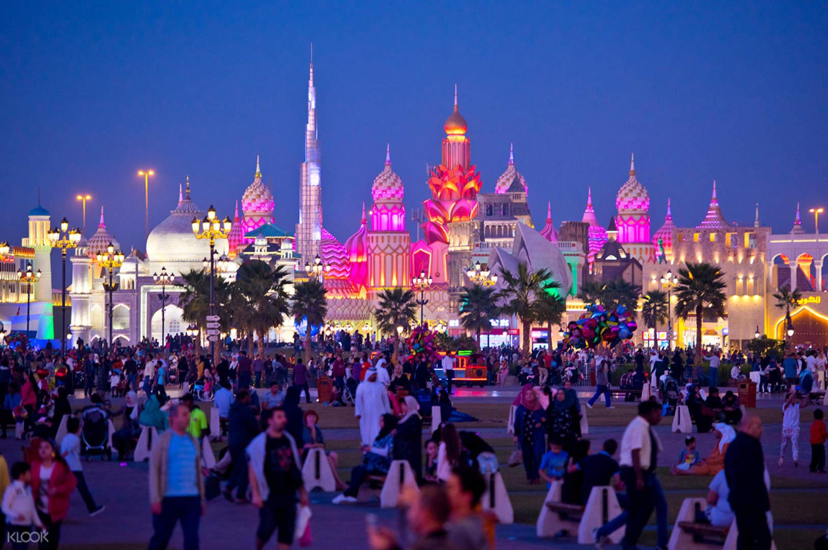 Дубай глобал виладж ипотека в тайланде