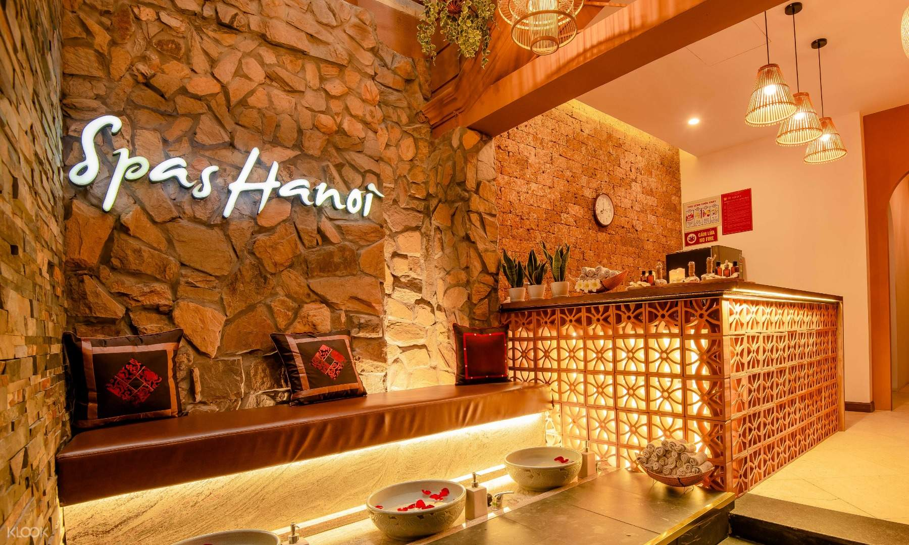 Spas Luxury Hanoi Experience In Hanoi