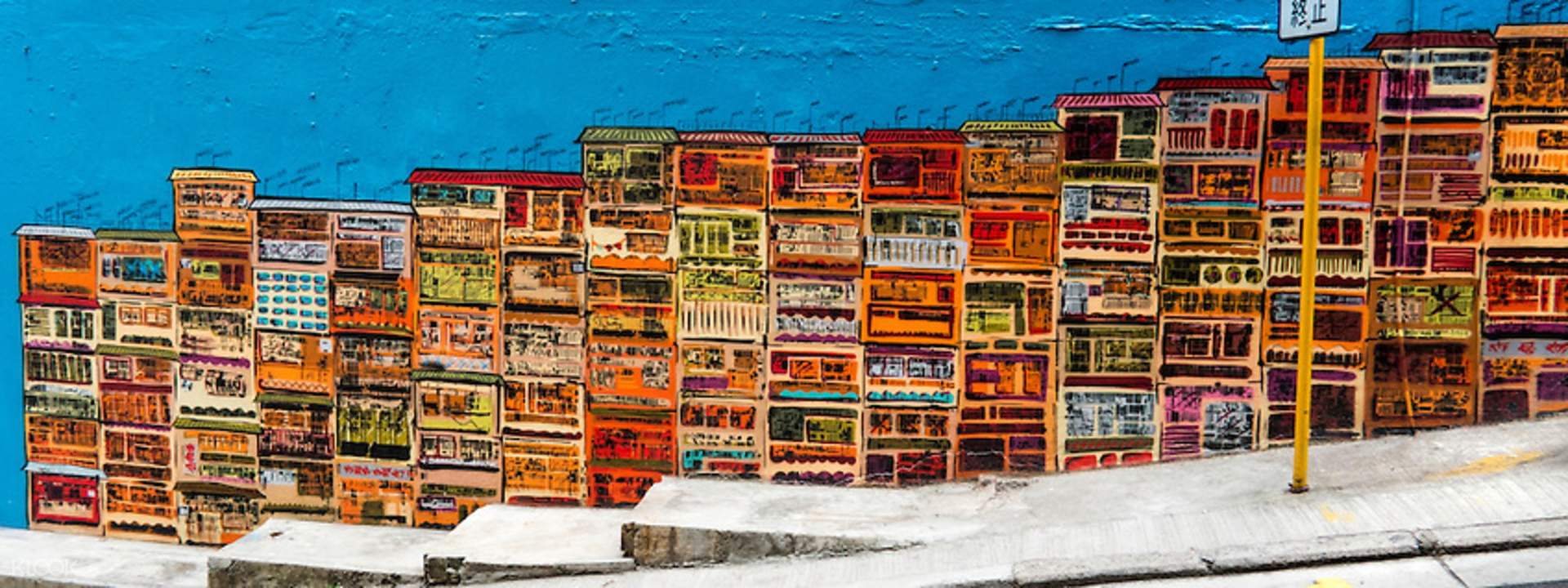 Street Art Walking Tour   Things to do in Hong Kong