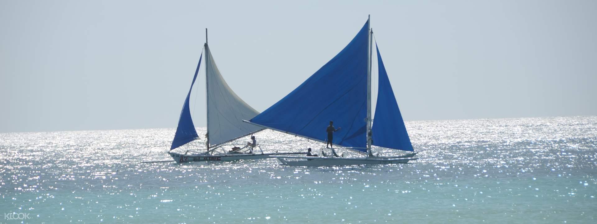 """Boracay Paraw Sailing"""""""