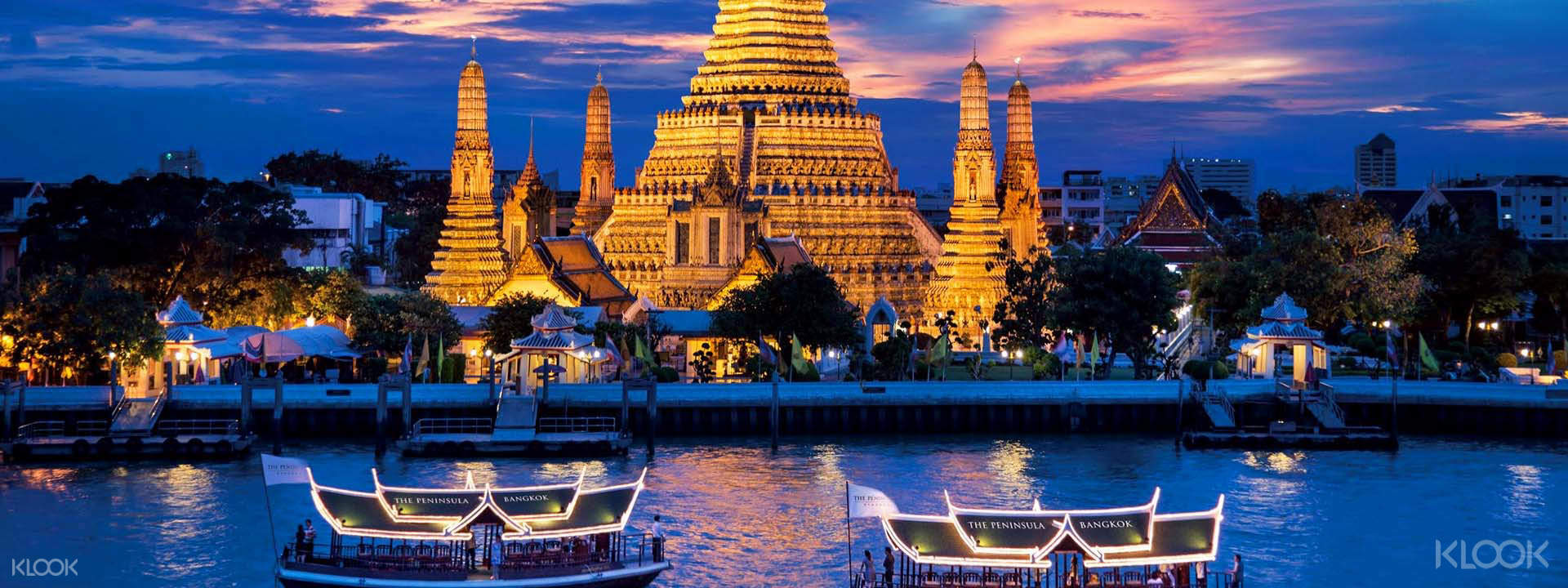 Chao Phraya Princess Cruise - BANGKOK | Klook Travel