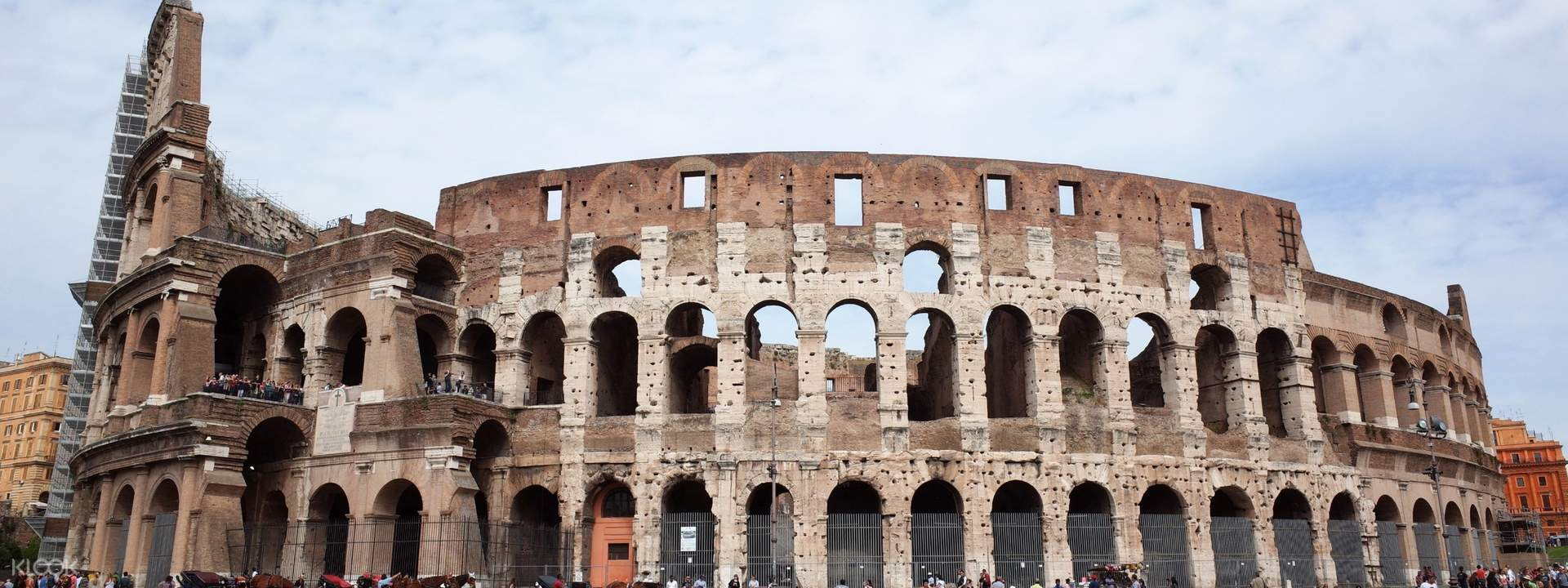 Colosseum Skip-the-Line Entrance Ticket in Rome, Italy - Klook
