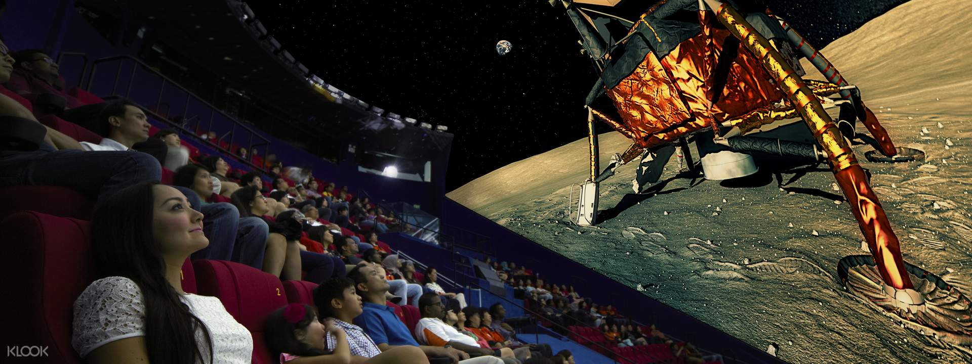 "Science Centre Singapore + Omni Theatre Movie + Butterflies Up-Close"""