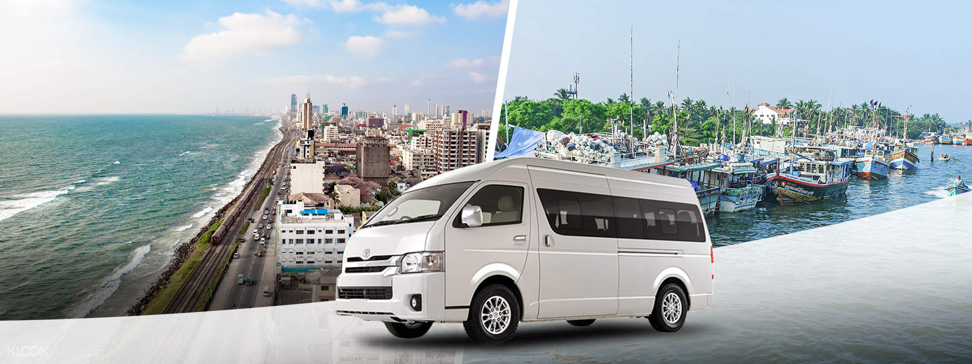 Private City Transfers for Colombo and Surrounding Areas