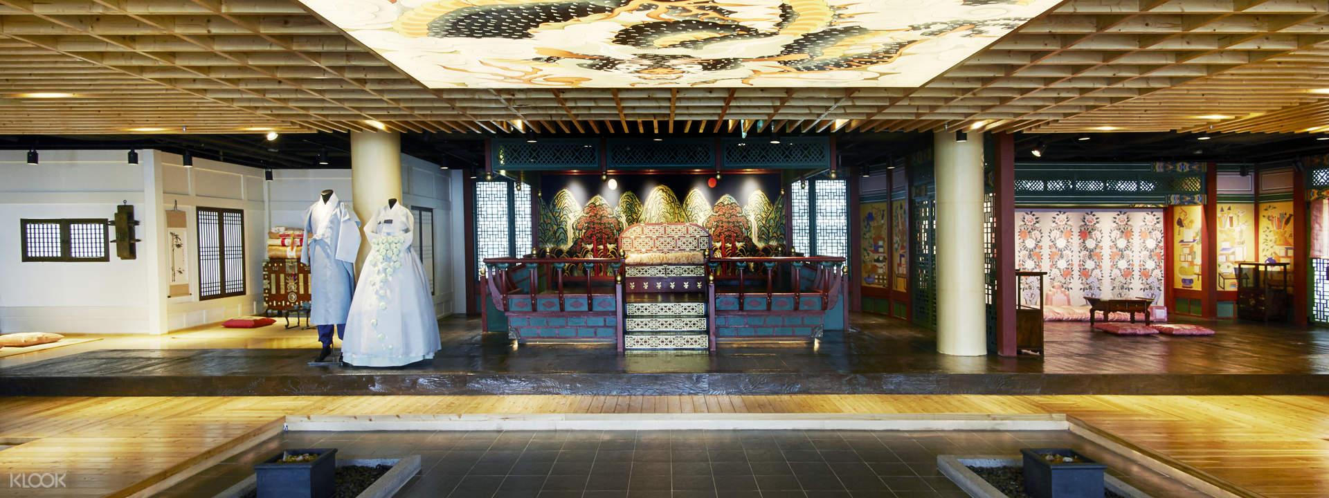 N Seoul Tower Cultural Hanbok Experience - Klook