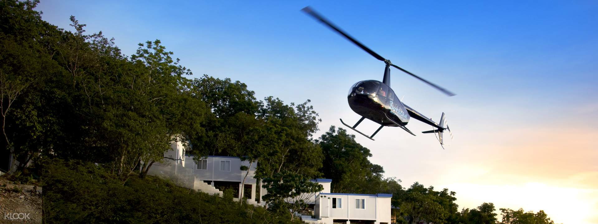 """Boracay Helicopter Tour"""""""