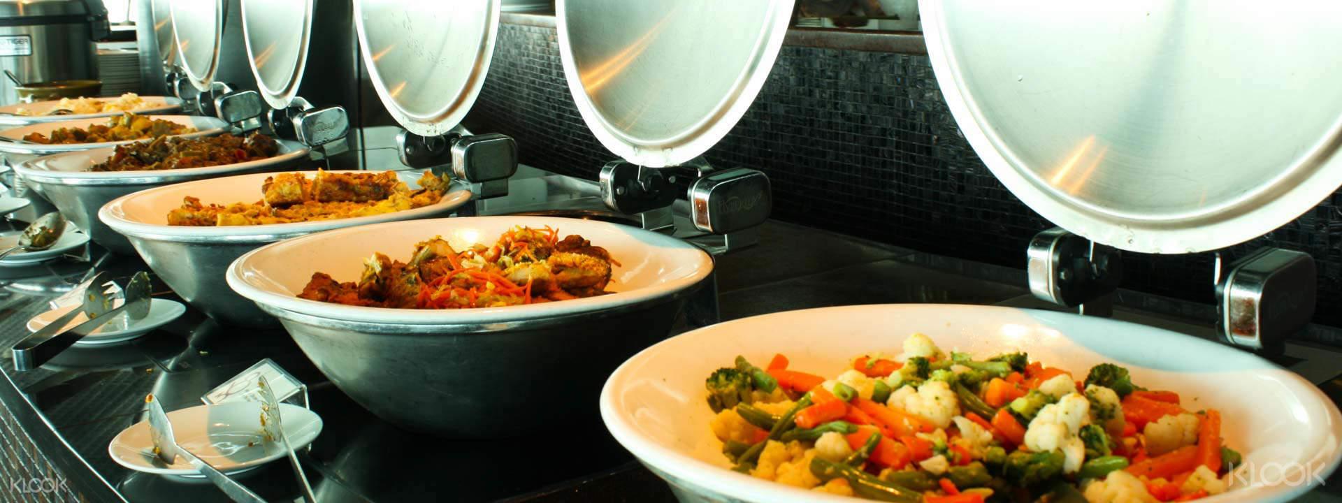 Tower Indian Restaurant Buffet
