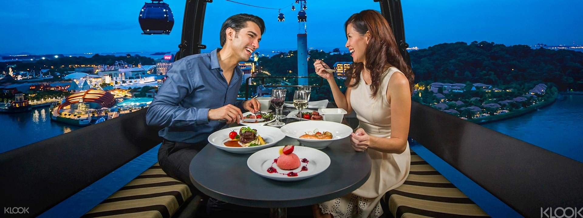 Cable Car Dining""
