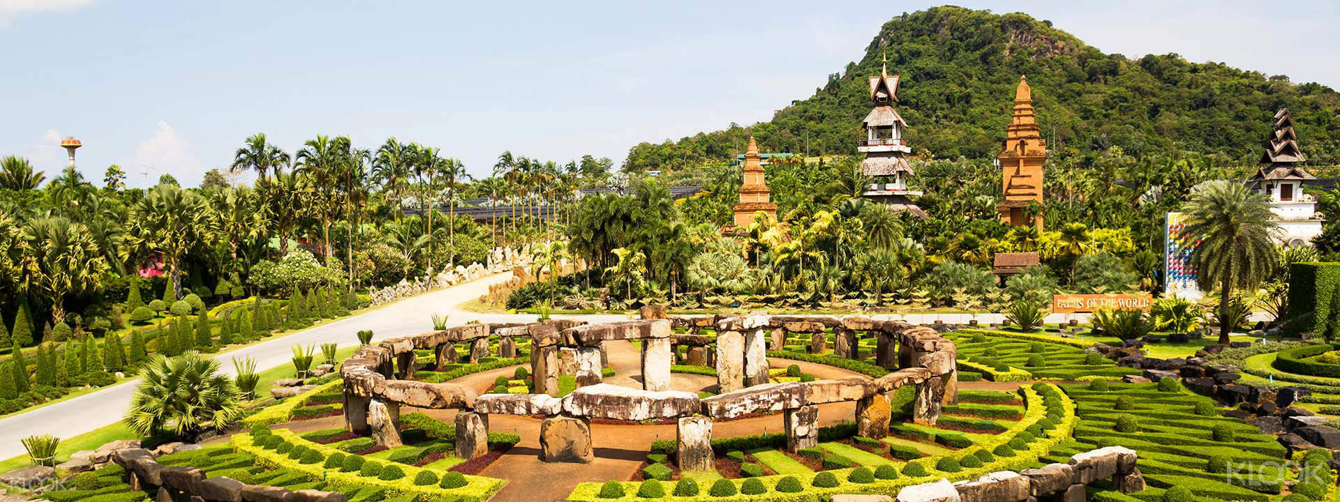 Log in. See more photos. Package OptionsWhat To ExpectActivity InformationHow To UseCancelation PolicyReviews FAQs. Home Pattaya Nong Nooch Tropical Garden