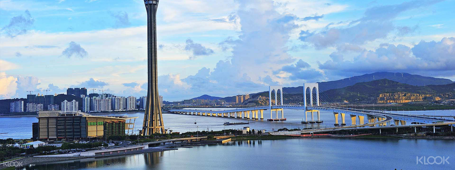 Macau Tower Afternoon Tea and VIP SkyHigh Ticket - Klook