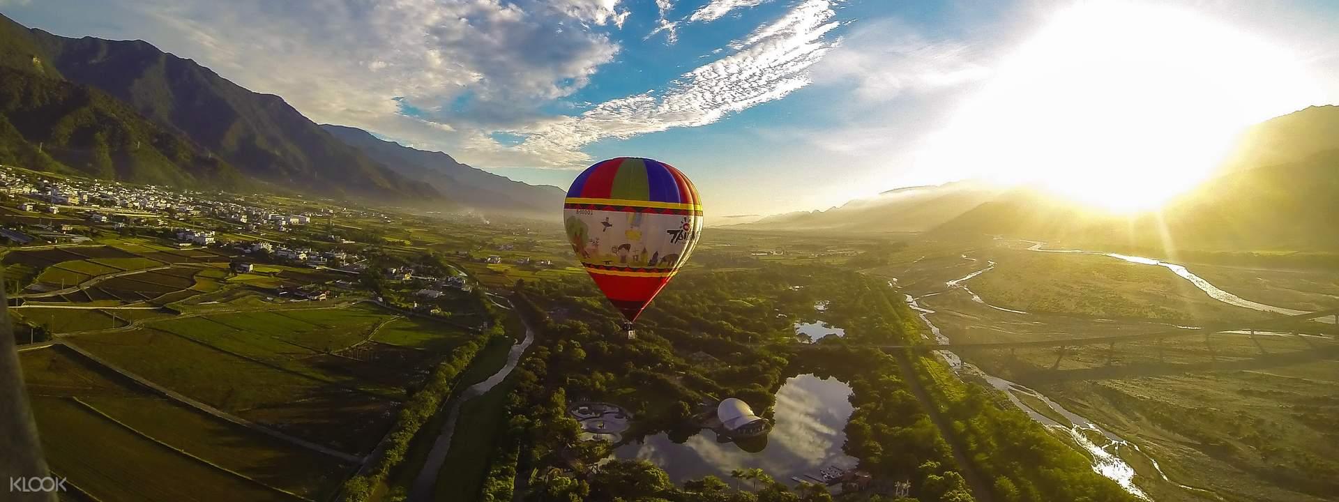 2019 台東熱氣球嘉年華活動 :票價、交通、預約攻略