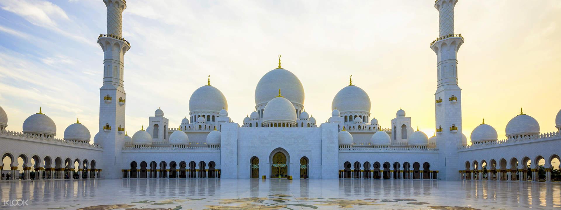 Abu Dhabi Full Day Tour from Dubai - Klook