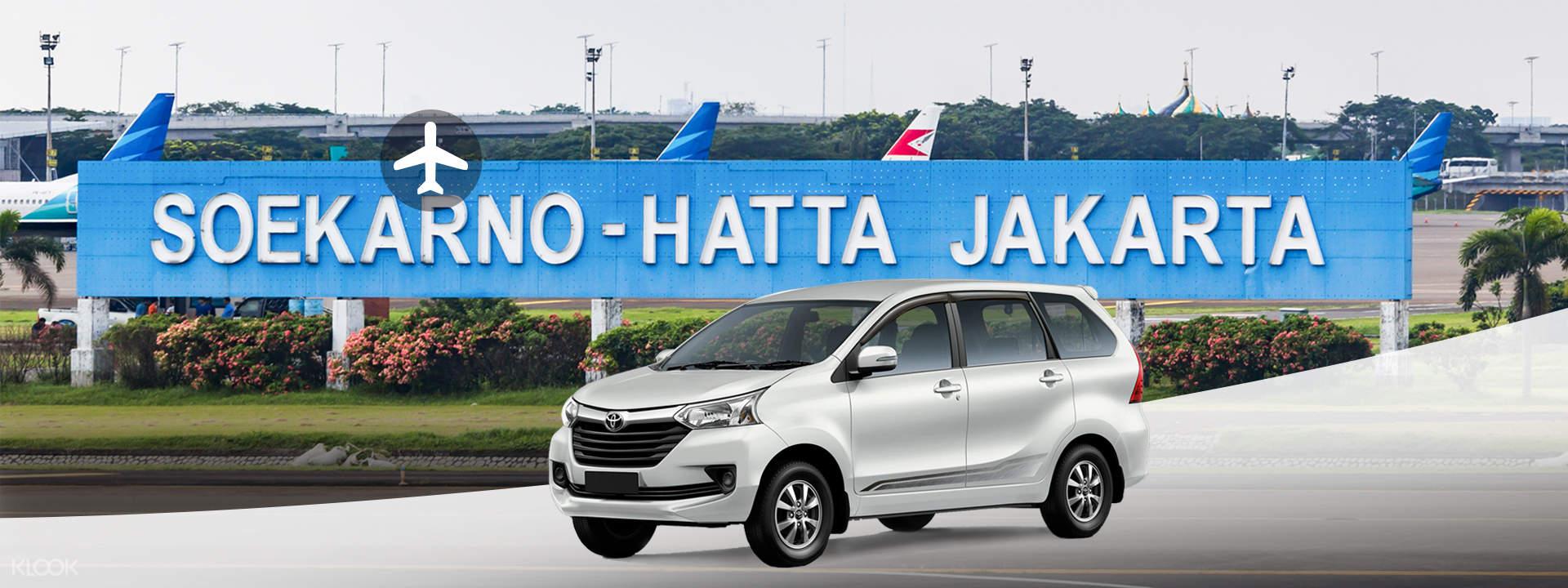 Private Soekarnohatta International Airport Cgk For Jakarta Klook New Kijang Innova 24 G A T Booking Fee Log In