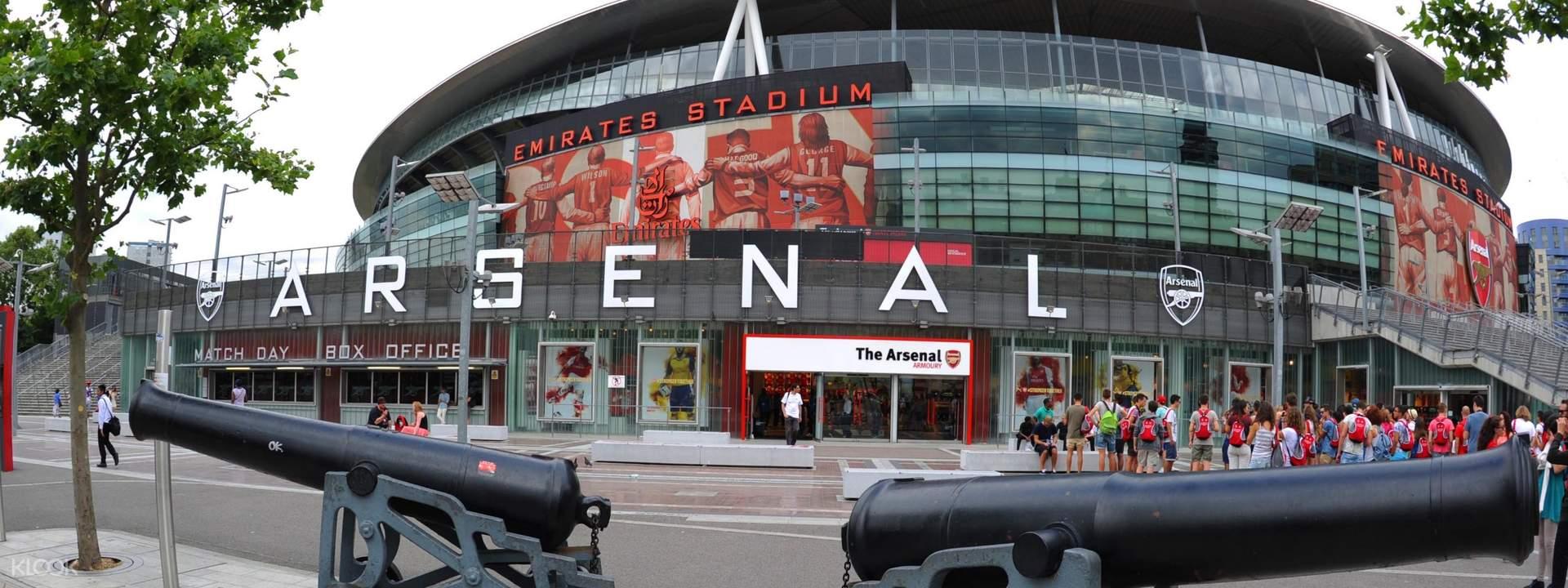 Arsenal FC Football Match Tickets at Emirates 2019/2020 ...