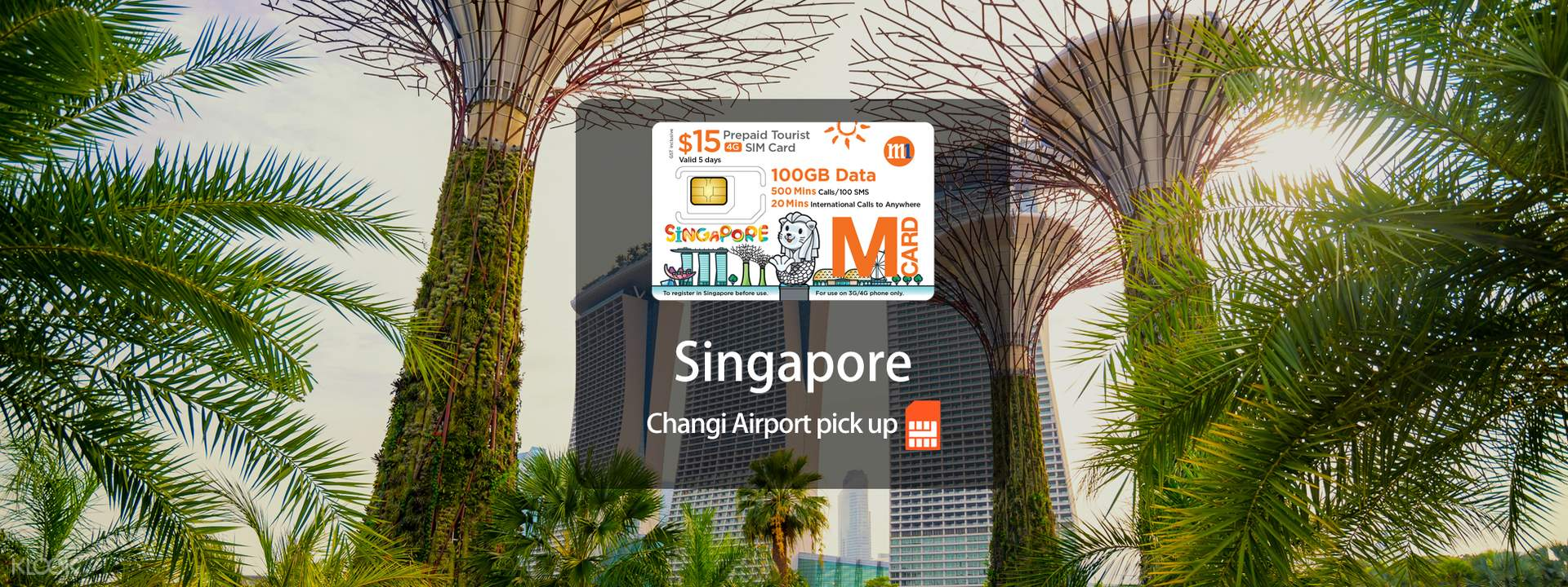 4G SIM Card (SG Pick Up) for Singapore""