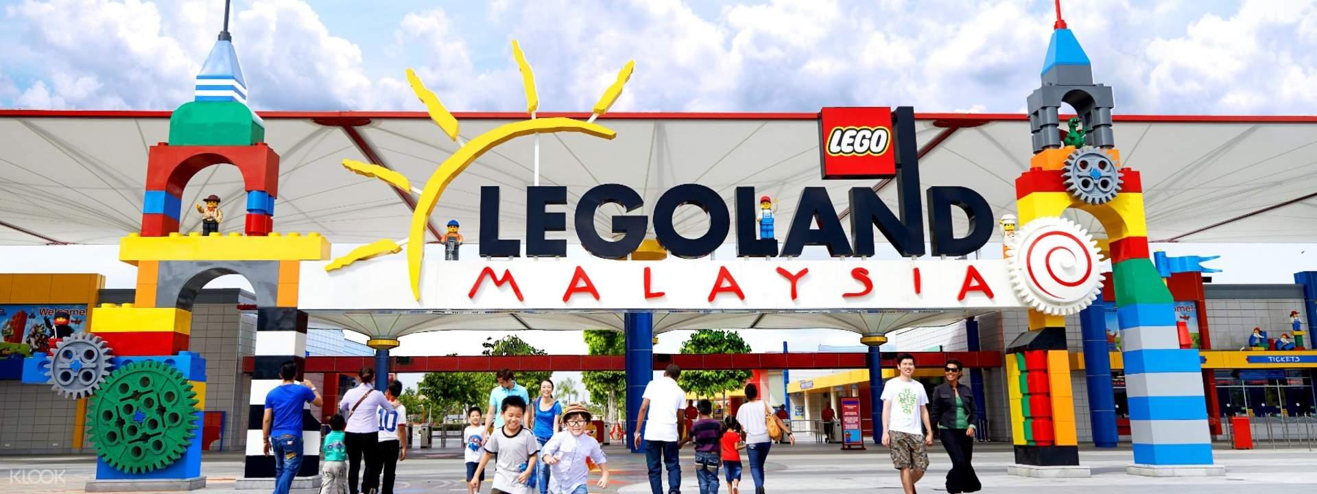 LEGOLAND® Malaysia VIP Expedition in Johor Bahru - Klook ...