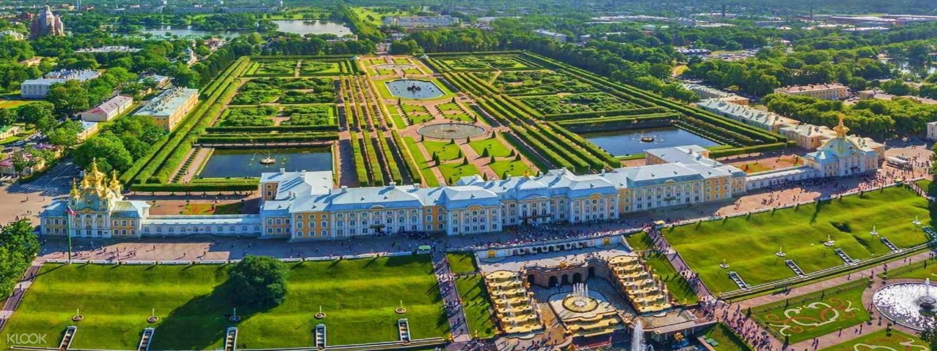 Peterhof Palace in Saint Petersburg, Russia - Klook