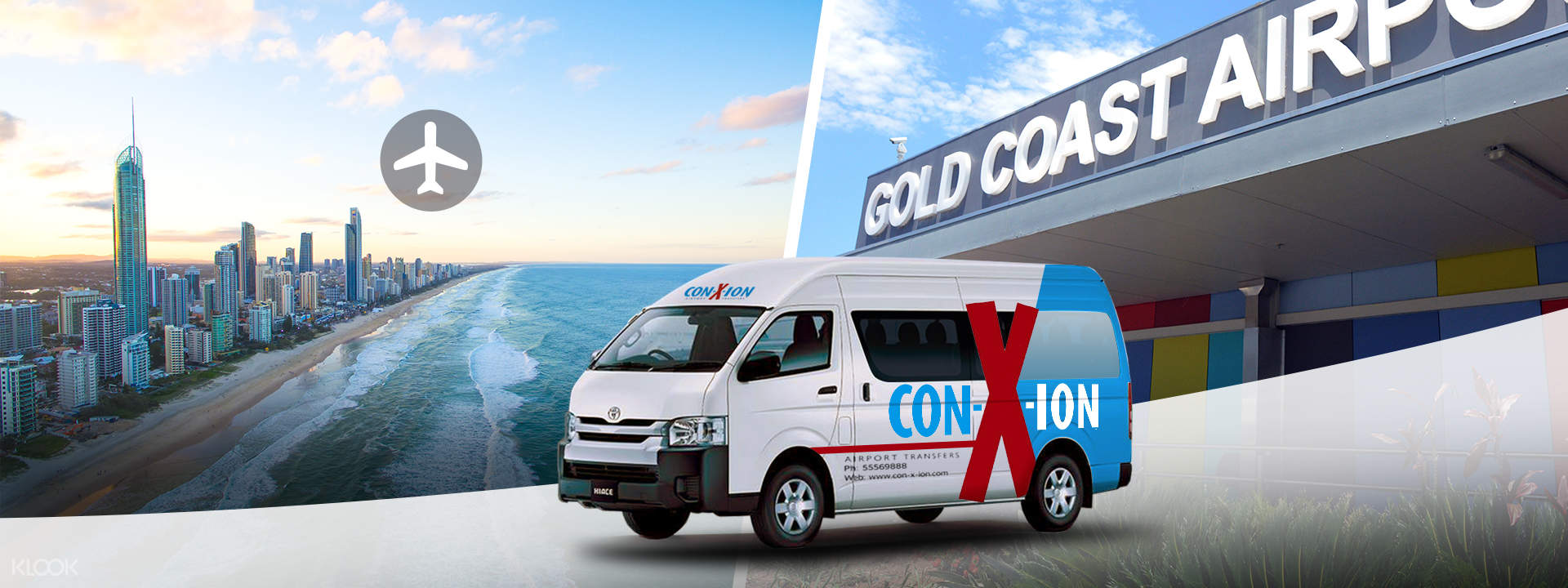 Gold Coast Airport Transfer (OOL) for Gold Coast