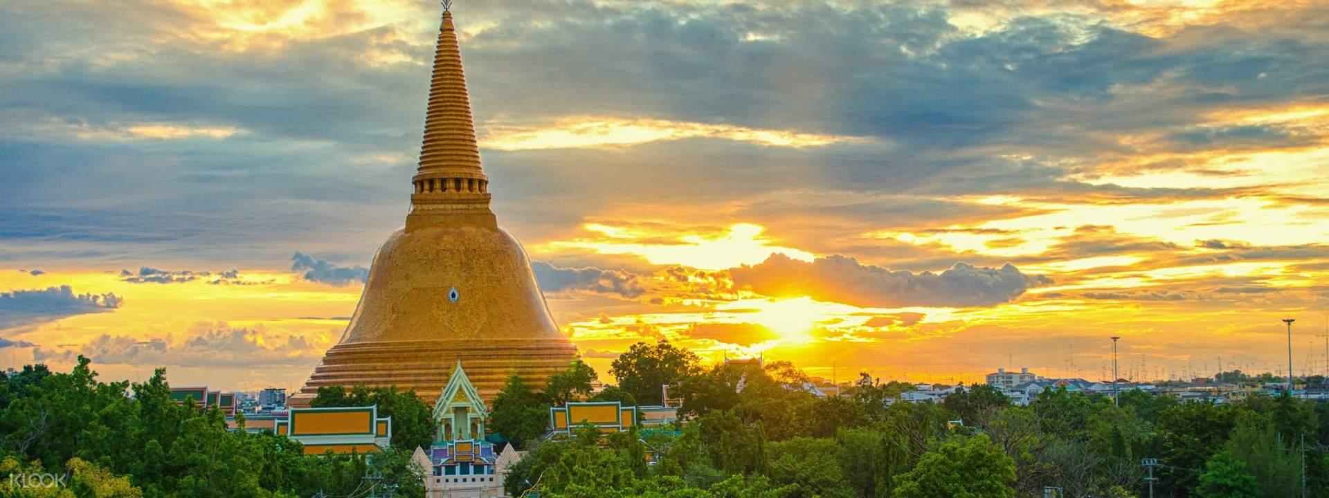 Nakhon Pathom Private Tour from Bangkok by AK Travel
