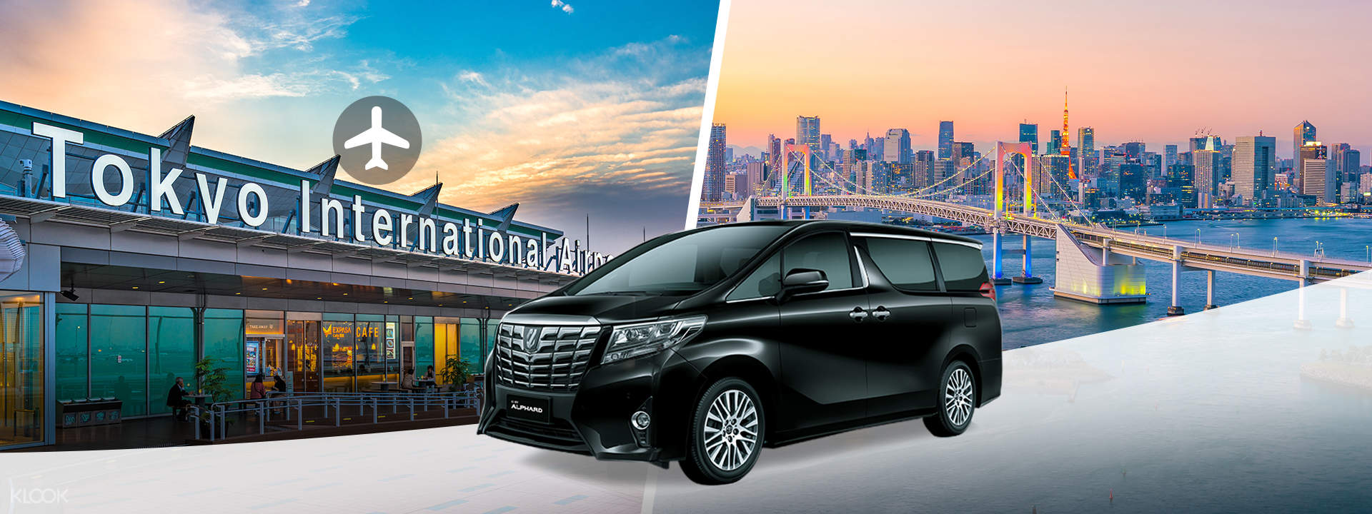 Private Haneda Airport Transfers (HND) for Tokyo - Klook