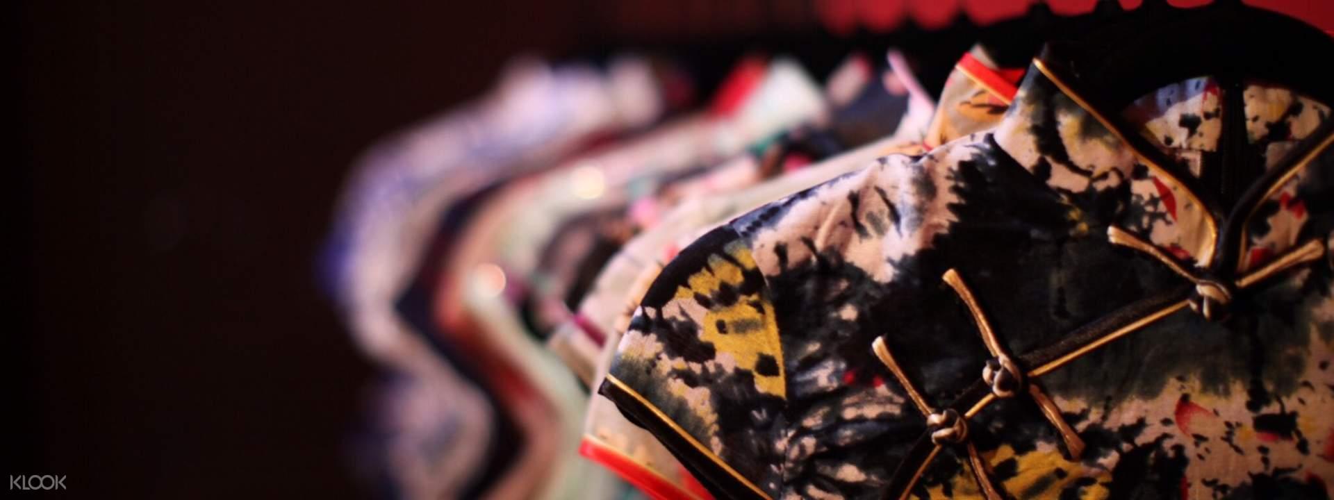 Jiufen One Day Traditional Qipao Rental - Klook