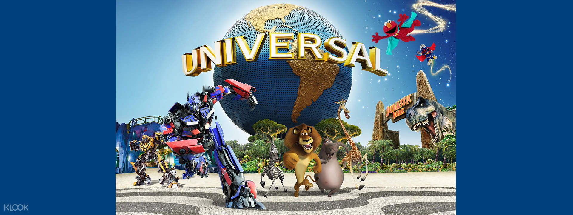 Universal Studios Singapore™ Ticket (1 Day Pass)""