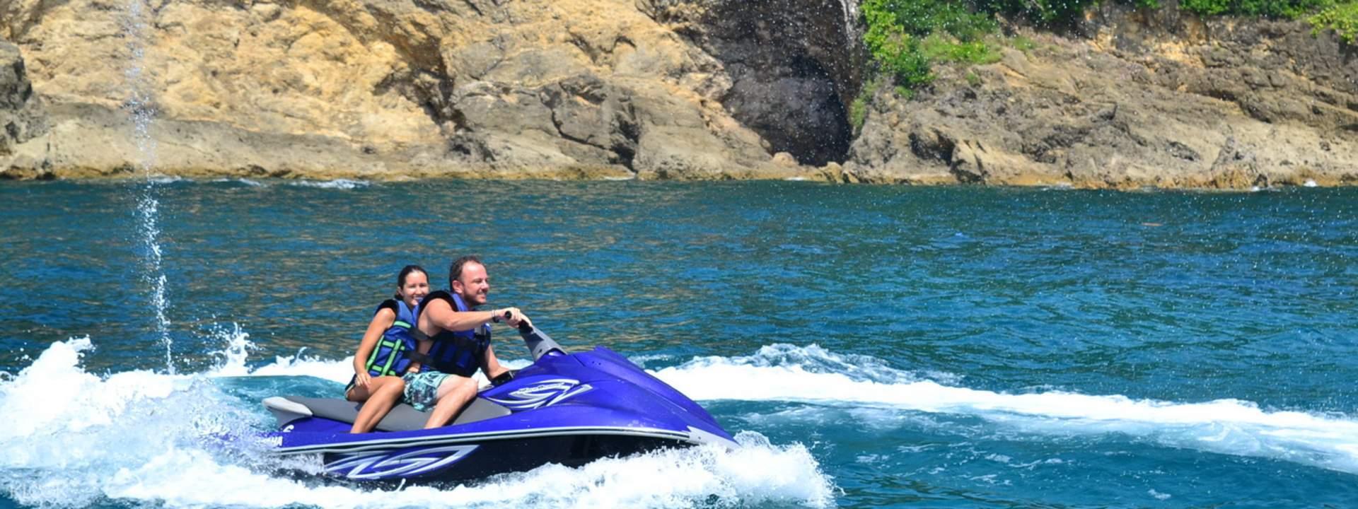 "Boracay Jet Ski Experience"""