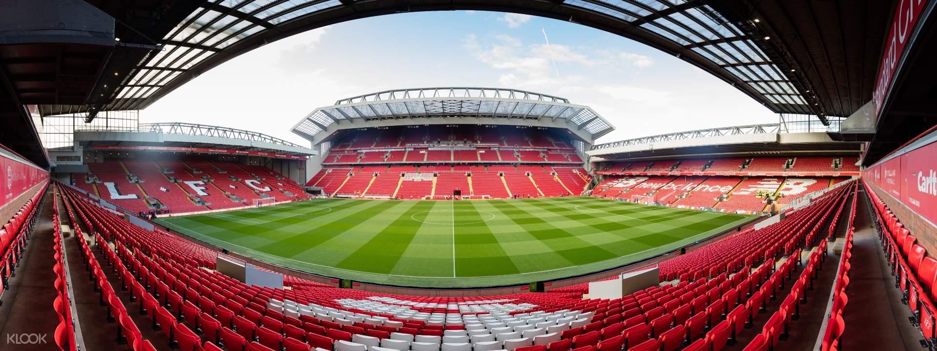 FC Liverpool Anfield Stadium Tour
