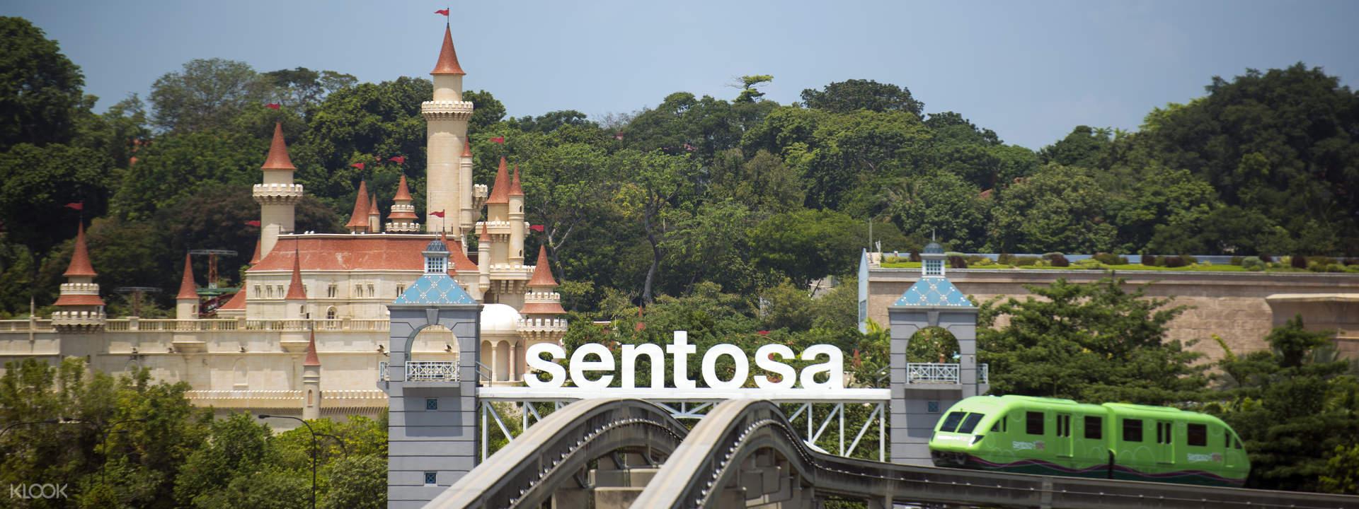 "Sentosa Express"""
