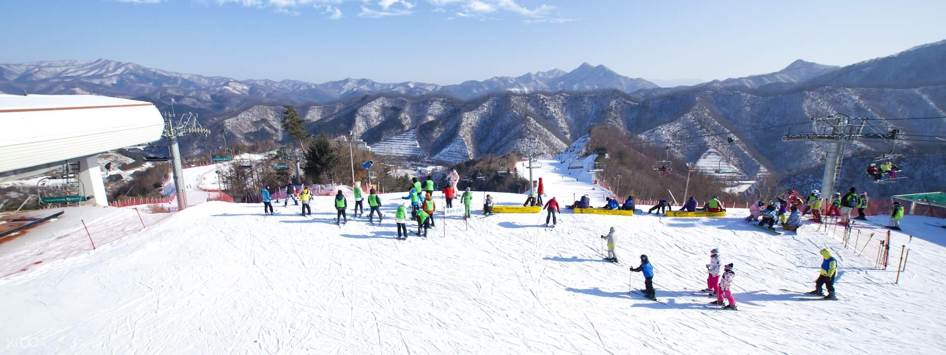 elysian gangchon ski resort day tour from gangwon-do (ktourstory