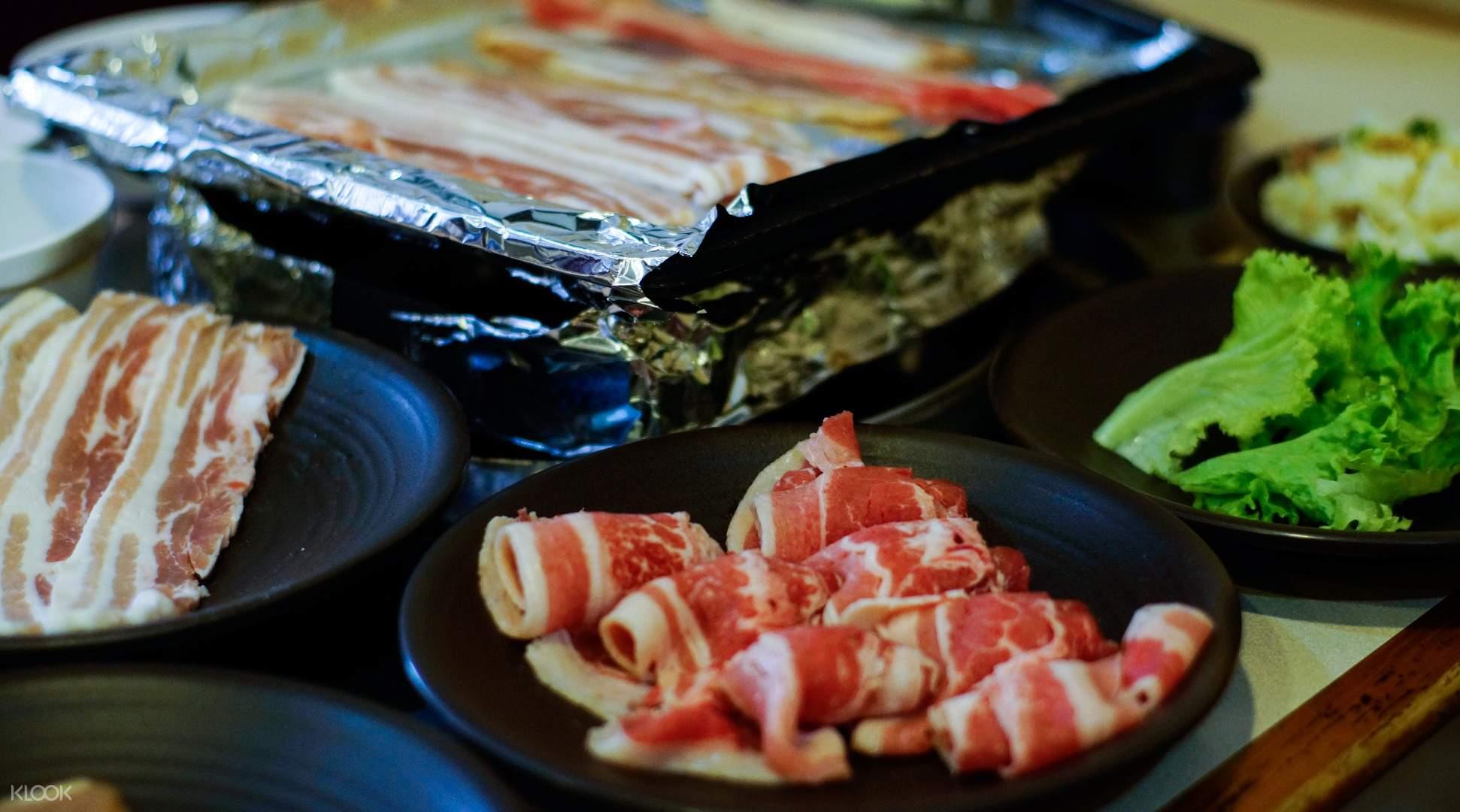 Strange Ssikkek Korean Grill Bbq Buffet In Tanjong Pagar Interior Design Ideas Gentotryabchikinfo