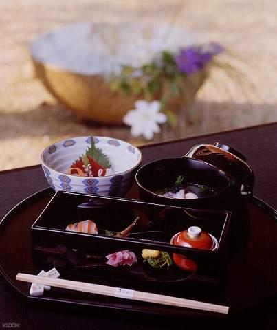 course meals at Sakura Japanese Restaurant