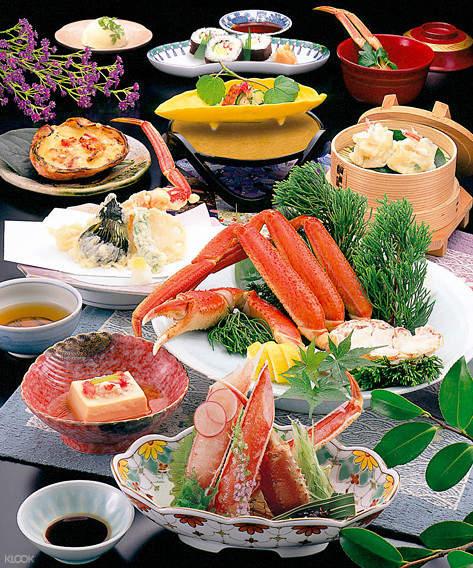 札幌螃蟹家本家(四種套餐可選)